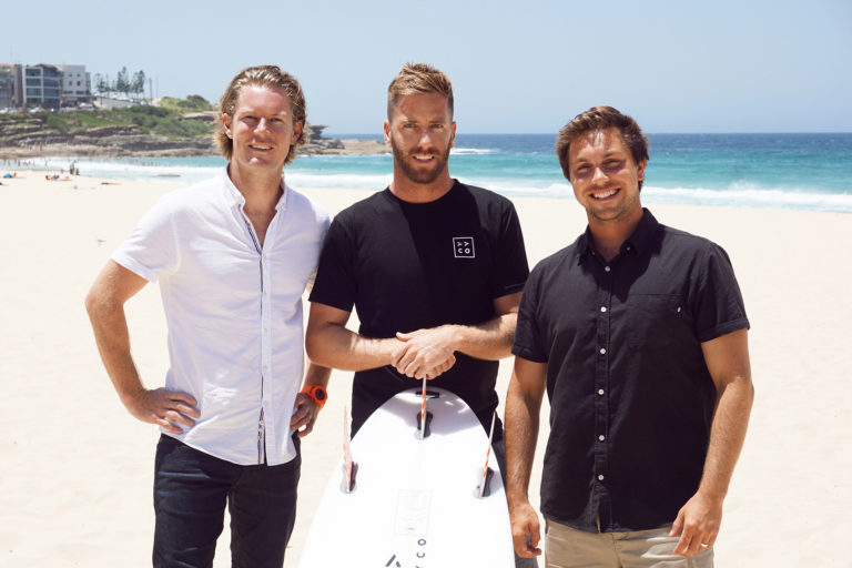 Surfing News Story