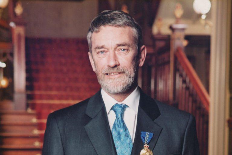 Dr John Sweaney AM