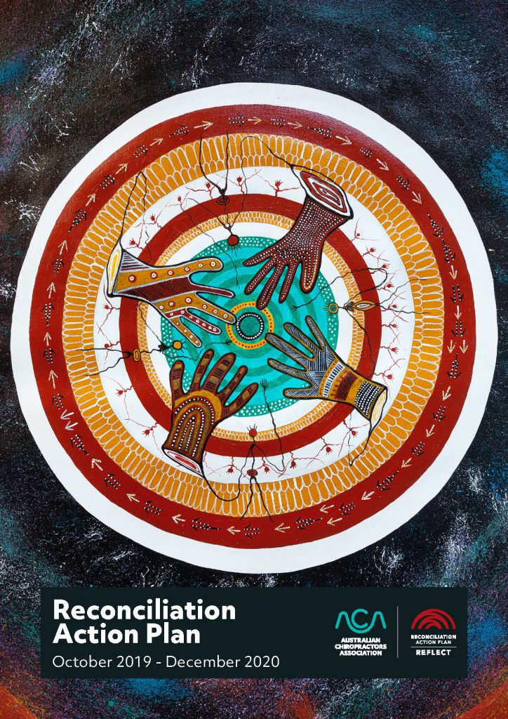 Reconciliation Action Plan front cover