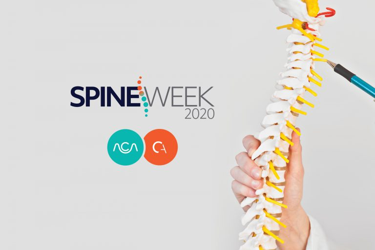 Spine Week Logo