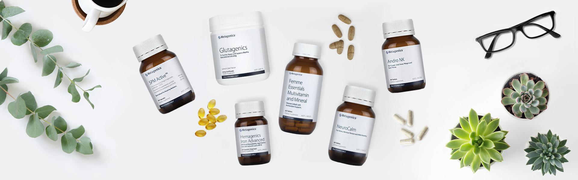 Metagenics Natural Medicines